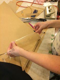 Design, cut, sew, repeat