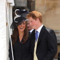 El príncipe ha expresado que siente gran aprecio por la esposa de su hermano, el príncipe Guillermo. Incluso cuando eran novios, salían los tres de fiesta.