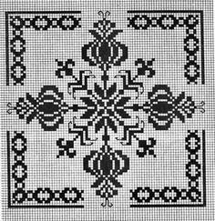 Nika Smith Source by Graph Crochet, Crochet Squares, Filet Crochet, Crochet Patterns, Cross Stitch Charts, Cross Stitch Patterns, Corner To Corner Crochet, Swedish Weaving, Pattern Blocks