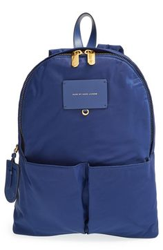 MARC BY MARC JACOBS 'Preppy Legend' Nylon Backpack available at #Nordstrom