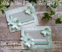 Anna' Stampin' Cave –Timeless Textures Meets Garden In Bloom Thank you for joining us for anotherSimply Sketched Saturday Challenge! We are so excited to be sharing this hop wi…