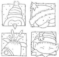 Christmas Doodles, Christmas Drawing, Christmas Coloring Pages, Christmas Paintings, Christmas Images, Christmas Colors, Christmas Art, All Things Christmas, Christmas Decorations