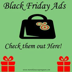 Black Friday Ads 2014 - Updated Often!