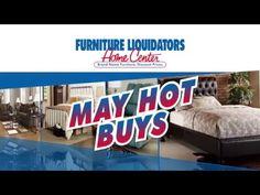 Furniture Liquidators May Hot Buys