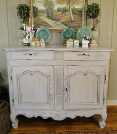 91 Best Painted Sideboards And Buffet Tables Images
