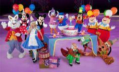 "Disney On Ice ""Let's Celebrate"" Minneapolis, MN #Kids #Events"