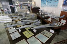 Russian TU Planes construction bureau museum 2014