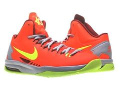 Nike KD V (GS) Boys Basketball Shoes 555641-600 Nike. $97.69