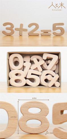 JEU ENFANT DIY chiffres pour apprendre à calculer