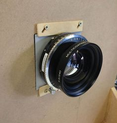 Hilton's 20 x 16 camera uses a 240mm lens meant for 10 x 8 photography, but a -2 diopter turns it into a 500mm equivalent lens that works well as a portrait lens.