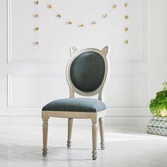 The Emily & Meritt Cat Ear Chair