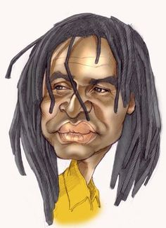 Yannick Noah illustrated by Mamie Annie