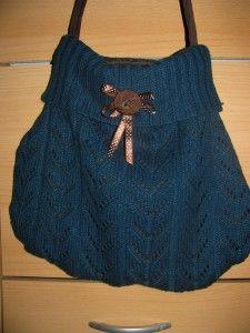Tasche aus Pullover