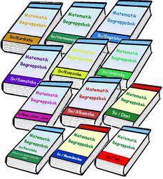 Mattebegrepp på 22 språk