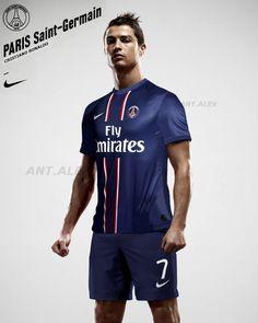 C.RONALDO vers le PSG ?! - http://www.le-onze-parisien.fr/c-ronaldo-vers-le-psg/