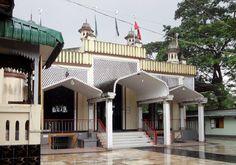 Tomb of Bahadur Shah Zafar, Last Mughal emperor in Yangon, Myanmar