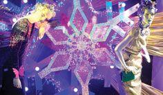 """Escaparates de Navidad 2013 (III): Londres, un """"estallido"""" de luces y emociones…"""