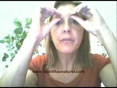 Facial Rejuvenation Acupressure exercise for a natural eye lift and depuff. It is based on the Taoist health system. It helps the blood flowing through, which prevents dark circles around the eyes. It also helps reducing bags and congestion under the eyes Beauty Care, Beauty Skin, Hair Beauty, Beauty Secrets, Beauty Hacks, Facial Yoga, Step Workout, Facial Rejuvenation, Facial Exercises