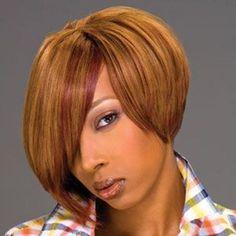 Bob Weave Hairstyle