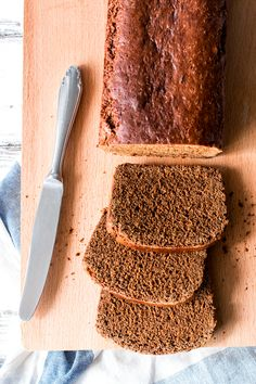 Dutch Honey Breakfast Cake   savorynothings.com