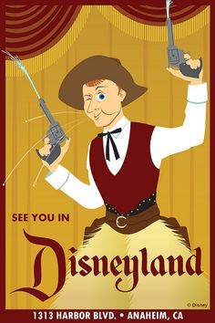 Frontierland poster.