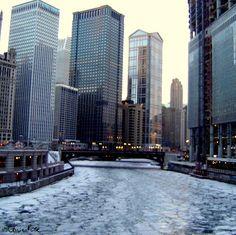 Chicago, USA  - by Anie Rose