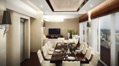 Dining room visualisation