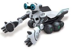 The WowWee Roboscooper Looks Like a Helpful Wall-E #robots #technology trendhunter.com