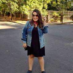 Final de semana pede um look confortável né? 😉  .  .  .  .  #weekend #findi #comfy #conforto #bandana #jeans #lookdadaphne #lookdodia #ootd #outfitoftheday #moda #fashion #blogueirademoda #fashionblogger #blogdemoda #fashionblog  #fashionstyle #fashionista #streetstyle #fashionblog #styleblogger #fashionlove #blogger #blogueira #style #estilo #rsbloggers #lifeasdaphne