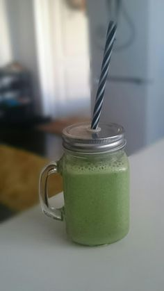 "Enjoy! Avant la lettre S: Alexa: Smoothie| ""Green Garden"""
