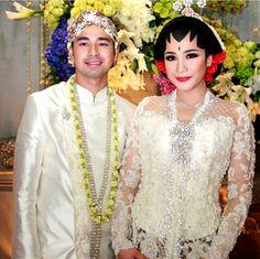 Rafi and nagita wedding