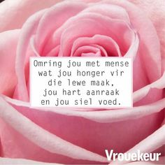 Inspiration For The Day, Afrikaanse Quotes, Letter Board, Qoutes, Words, English, Groot, Profile, Van