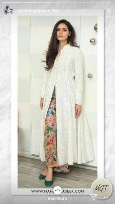 New Image : Salwar designs Salwar Designs, Kurta Designs Women, Kurti Designs Party Wear, Indian Gowns Dresses, Indian Fashion Dresses, Fashion Wear, Hijab Fashion, Stylish Dress Designs, Stylish Dresses
