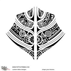 """Paepae. Foundations. """"Paepae"""" is the name given to the rectangular stones used for the foundations of traditional houses, which recall the shape of the main parts of this tattoo[...] Extended description at http://www.tattootribes.com/index.php?newlang=English&idinfo=8006"""