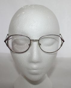 7b3f47ddfe Vintage Eye Glasses Frames Made in Italy by by ilovevintagestuff Glasses  Frames