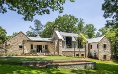 Welcoming modern farmhouse boasts exceptional details in Georgia