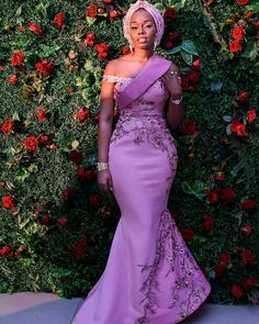 Latest Aso Ebi Lace Styles 55 Aso Ebi Styles That Will Insp… Women Fashion Aso Ebi Lace Styles, African Lace Styles, Lace Dress Styles, Latest Aso Ebi Styles, African Lace Dresses, Ankara Dress Styles, African Fashion Dresses, African Attire, African Outfits