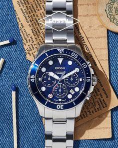 Το στυλ σου εμπνέει και εσένα αλλά και τους ανθρώπους που σε περιβάλλουν. Η φθινοπωρινή σειρά Fossil⌚️ θα σε κερδίσει! Προπαράγγειλε το δικό σου με έκπτωση🎫 έως 20% -τελευταία μέρα! Fossil Watches, Rolex Watches, Accessories, Fashion, Moda, Fashion Styles, Fashion Illustrations, Jewelry Accessories