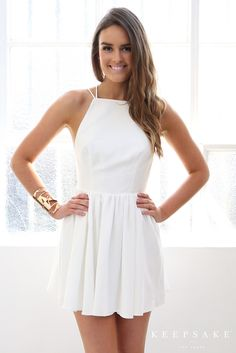 keepsake more than this mini dress - ivory | Esther clothing Australia and America USA, boutique online ladies fashion store, shop global womens wear worldwide, designer womenswear, prom dresses, skirts, jackets, leggings, tights, leather shoes, accessories, free shipping world wide. – Esther Boutique