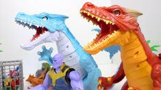 漫威英雄大战灭霸双飞龙 绿巨人浩克 蜘蛛侠 钢铁侠 Hulk Spiderman Ironman Wolverine battle Thanos...