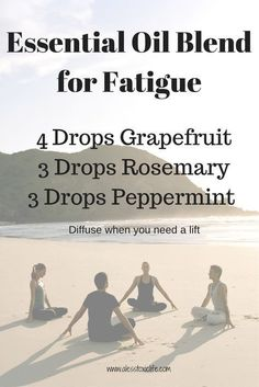Essential Oils For Fatigue http://www.alesstoxiclife.com/health/essential-oil-uses/ #aromatherapysleepdiffuser #essentialoil