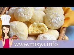Biscotti al limone, la ricetta di Misya