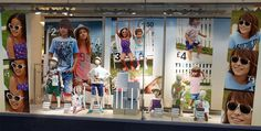 Primark Window Campaign #Retaildesign, #Window, #Primark, #Brand, #Photography. Designed by: http://www.theoneoff.com