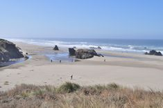 Coos Bay is surrounded by the Pacific shoreline with its beautiful dunes and lovely beaches, plan your vacation today! Oregon Beaches, Coos Bay, Travel Destinations Beach, Beach Town, Dune, Travel Guide, Vacation, Water, Outdoor