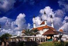 Tasikmalaya  well knows as Kota Santri . As Kota Santri, there are so many mosque in Tasikmalaya. The most beautiful mosque in Tasikmalaya i...