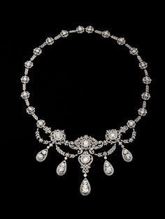 TIFFANY COLLAR WADE DE DIAMANTES