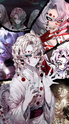 Rui kimetsu no yaiba ( demon slayer ) vilan