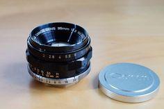 Canon 35mm f2 Leica Screw Rangefinder L39 M39 LTM