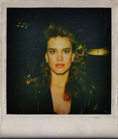 Night Of The Comet - Makeup Polaroids Sci Fi Movies, Horror Movies, Movie Tv, Catherine Mary Stewart, Robert Beltran, The Man, Behind The Scenes, Mona Lisa, Actresses