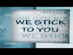 """""""We Stick To You"""""""